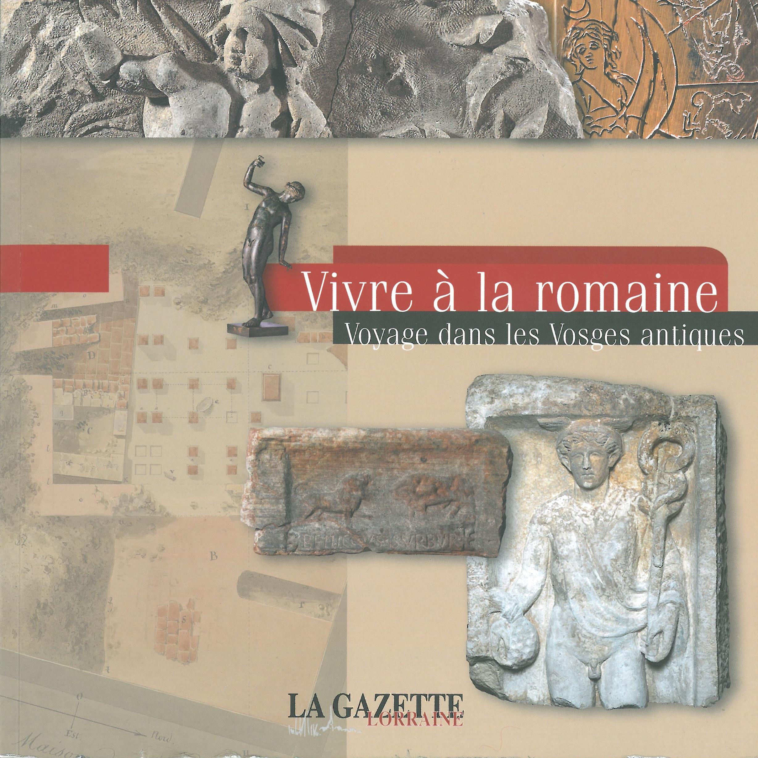 Vivre à la romaine 2014
