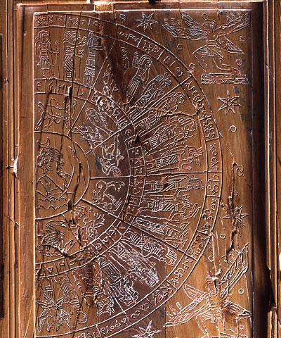 Les tablettes zodiacales