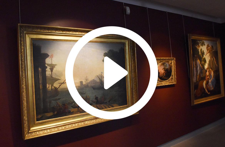 Vidéo : Claude Gellée dit le Lorrain
